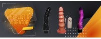 Purchase Best Realistic Vibrator Sex Toys In Bahraich