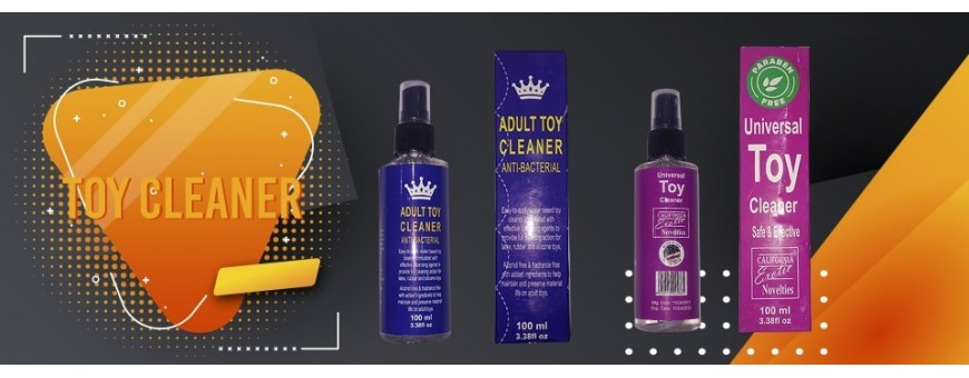 Clean Your Adult Products With A Sex Toy Cleaner